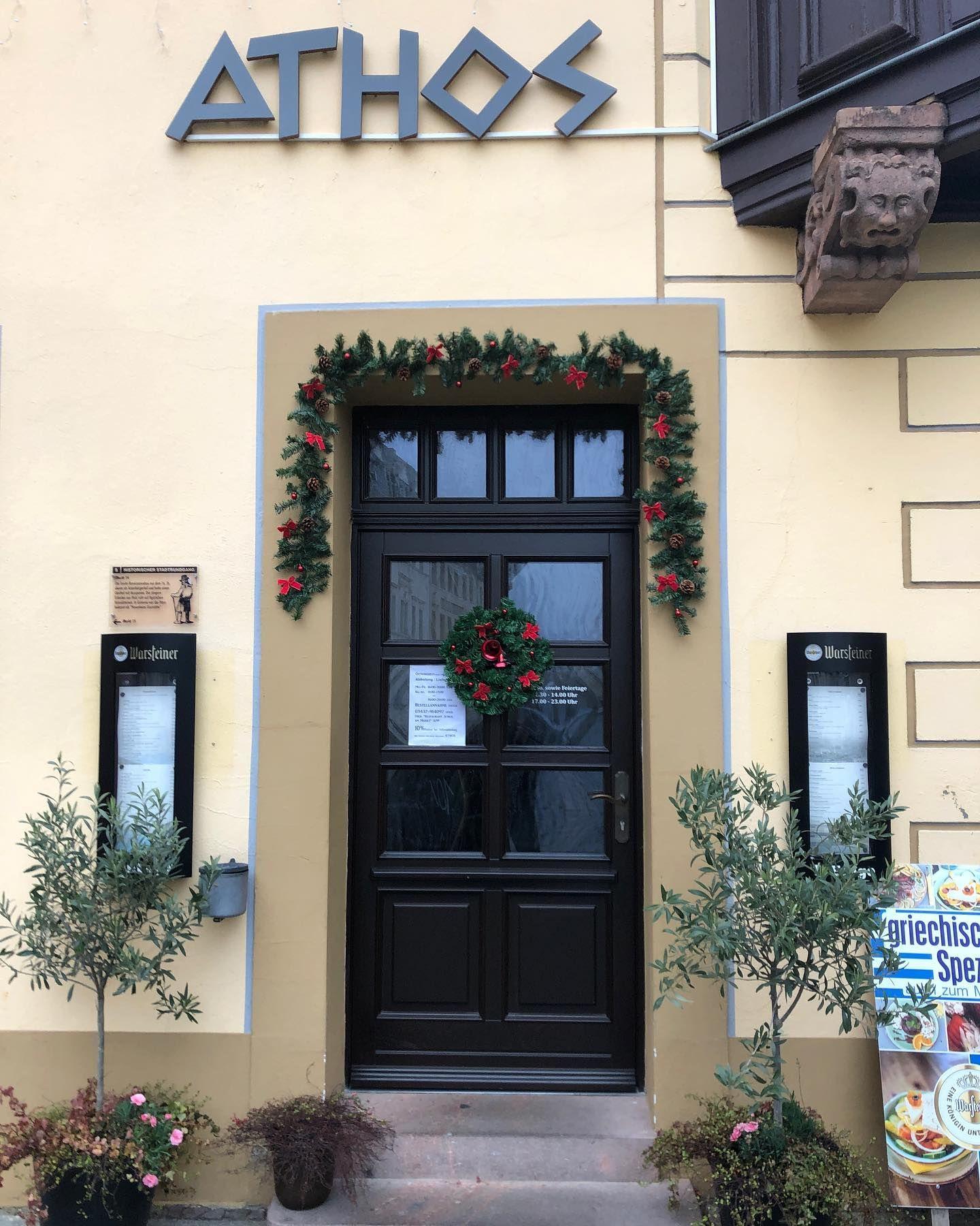 Aktuelle Neuigkeiten   Restaurant ATHOS Grimma
