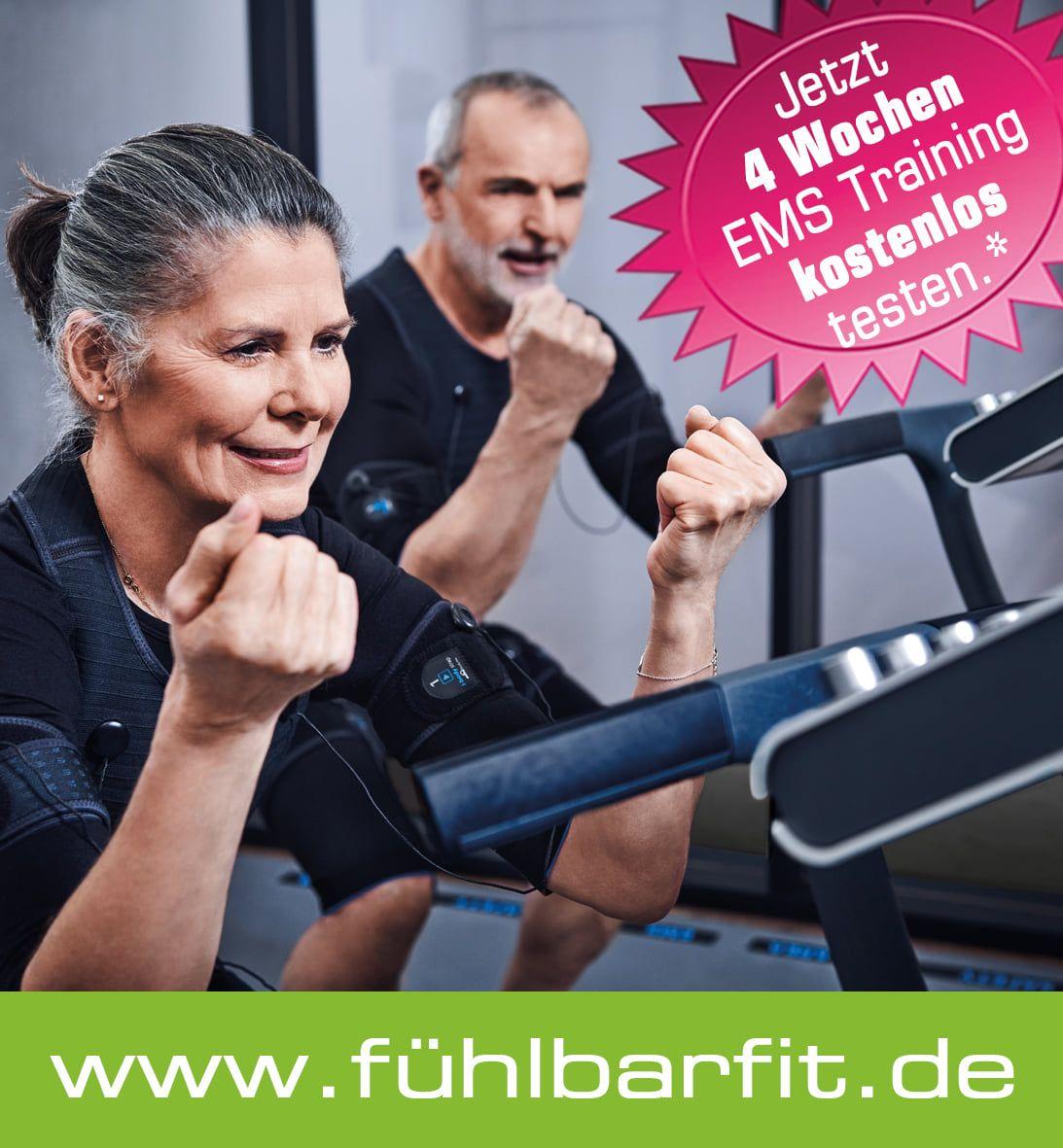 Aktuell | FÜHLBARfit - EMS & Personaltraining