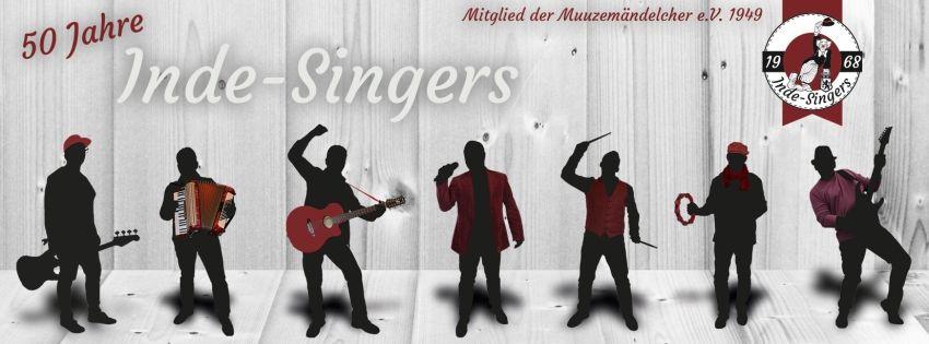 Kontaktdaten | Inde-Singers