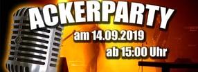 Ackerparty
