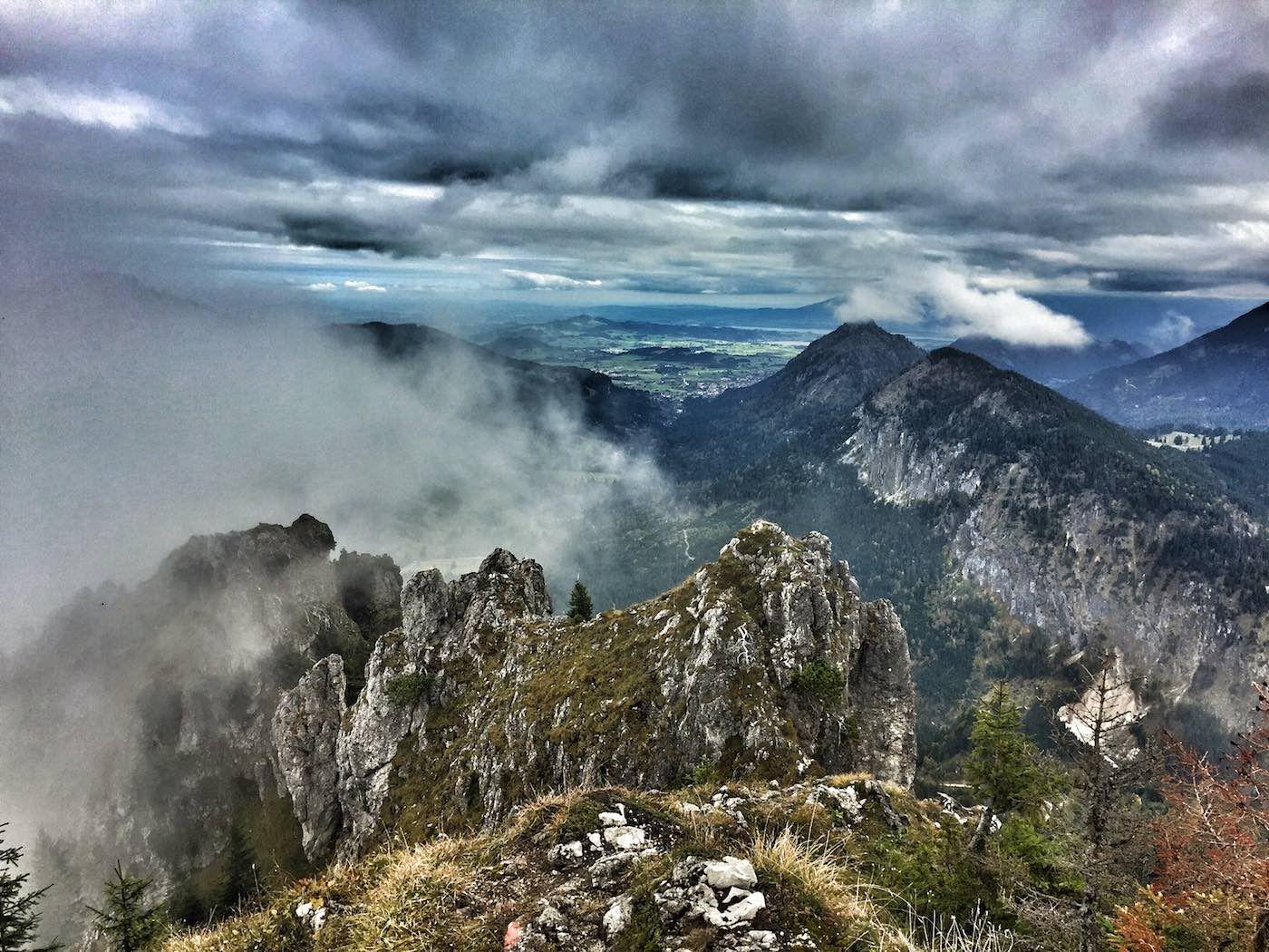 Aktuell   Bergparadiese