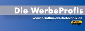 Die WerbeProfis | Printline Werbetechnik