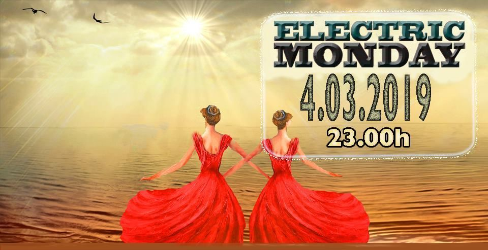 Electric Monday - KitKatClub | DEEREDRADIO