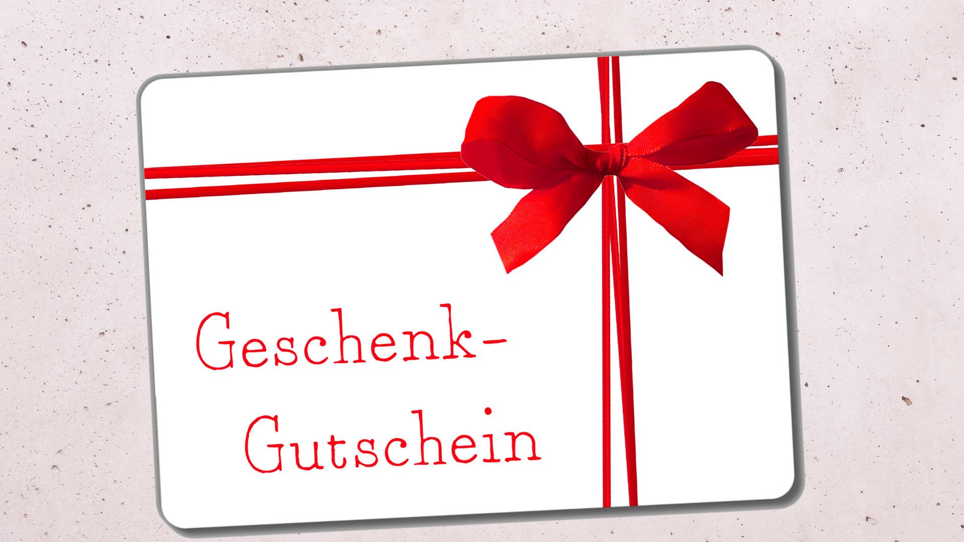 Geschenk Gutscheine green-rooms Habl GmbH