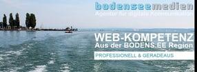 Impressum | bodensee-medien. Agentur für digitale Kommunikation