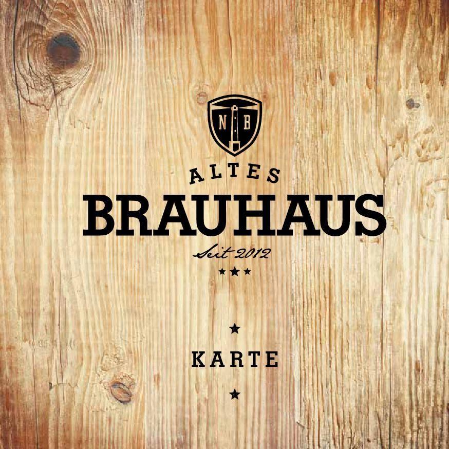 Brauhaus Karte | Norderneyer Brauhaus