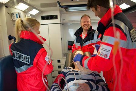 Jobs in unserem Rettungsdienst - Stellenangebot