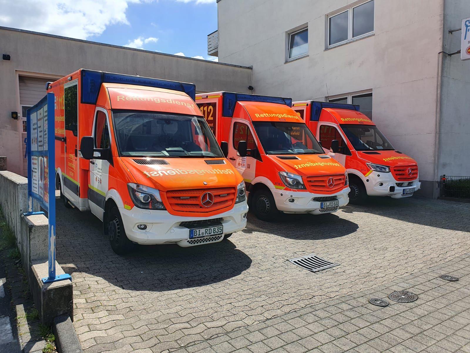 ASB DRK JUH Rettungsdienst Bielefeld gGmbH in