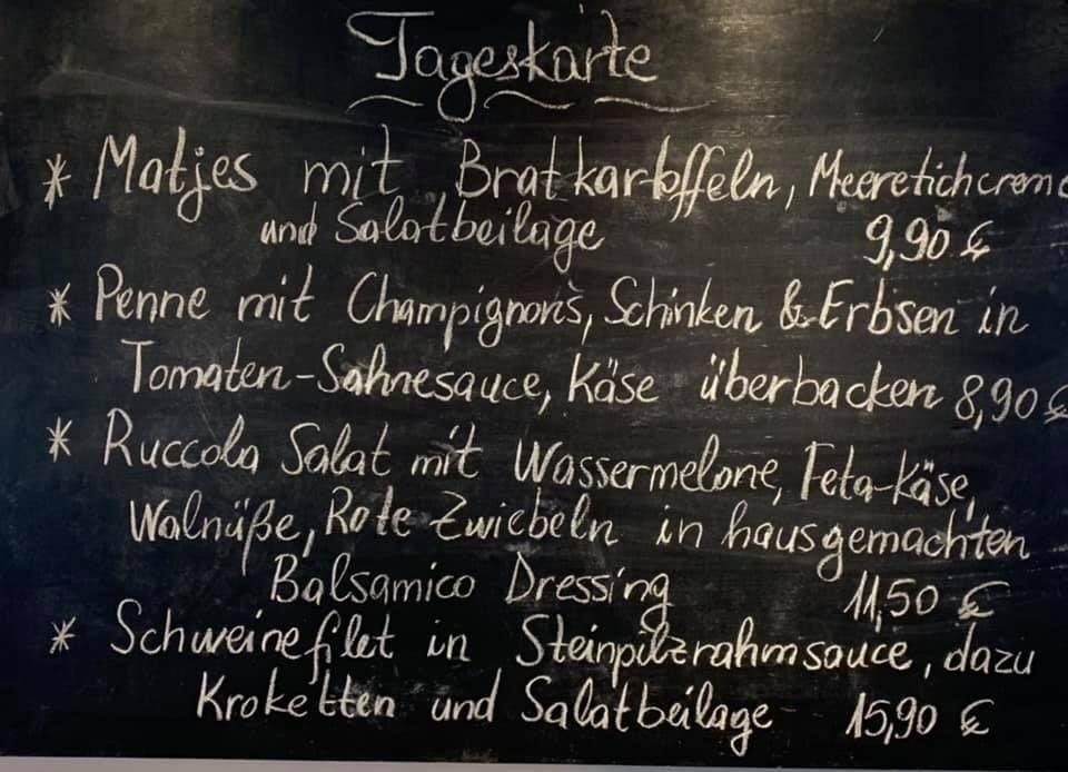 Aktuell   en place Cafe - Bar - Kultur