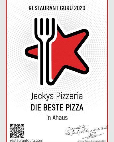 Aktuell | Jeckys Pizzeria