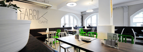 Termine | Fabrik Cafe