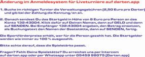 RadikalDarts Topplaces | darten.app by Automaten Heming, Hörstel
