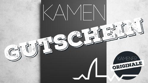 Der Kamen-Gutschein (bis 15.11.
