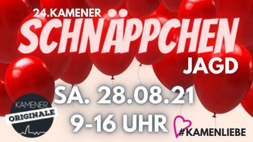 Kamener Schnäppchenjagdam 28. August 2021