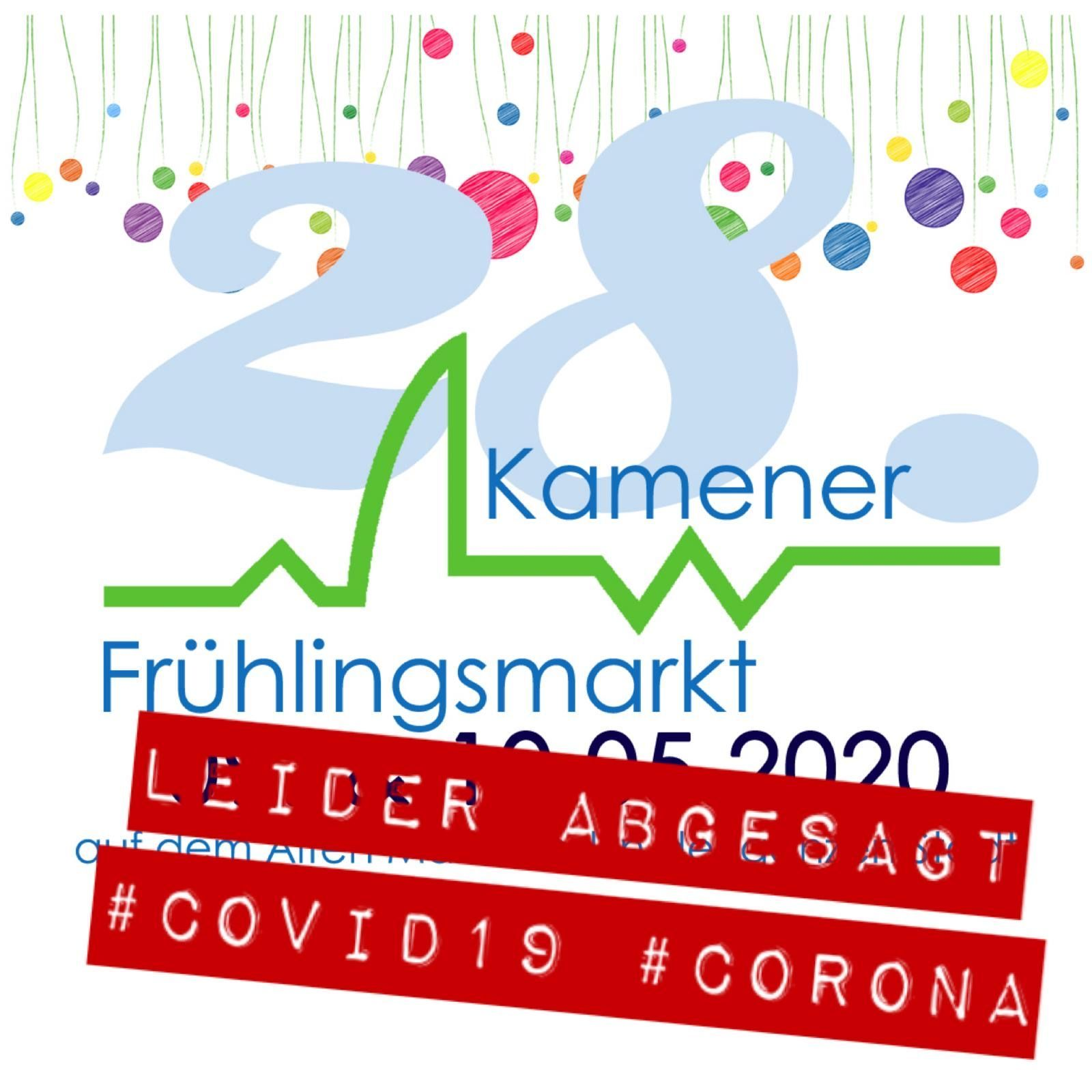 Abgesagt: Kamener Frühlingsmarkt / Autoschau /