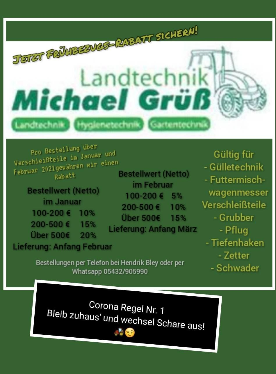 Aktuell   Landtechnik Michael Grüß