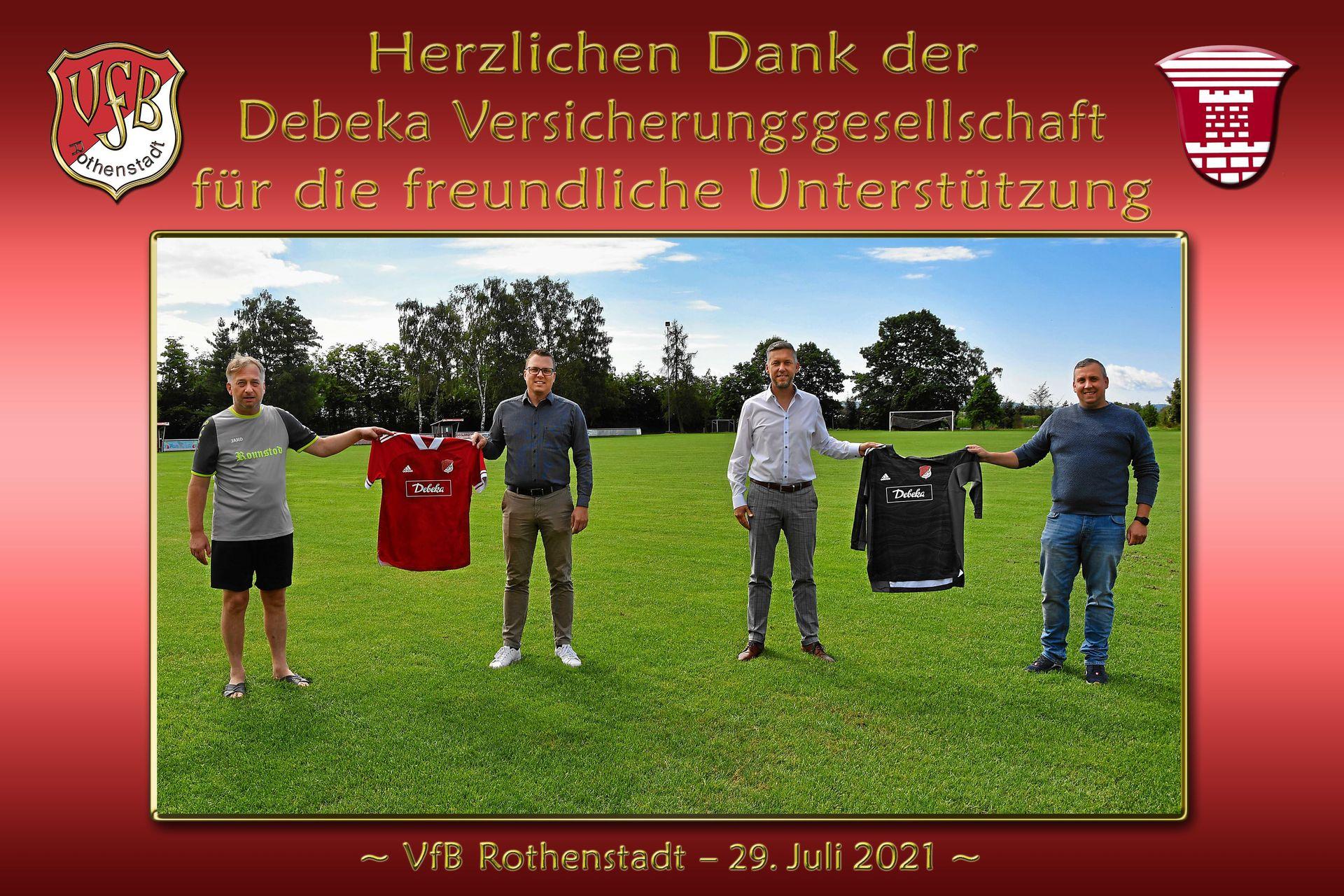 Aktuelle Neuigkeiten | VfB Rothenstadt