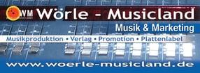 Aktuell | Wörle-Musicland Tonstudio/Musikproduktion/PR-Büro