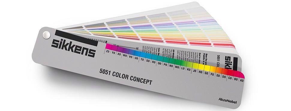 Farbtonkarten | raumdesigner | Kotzur