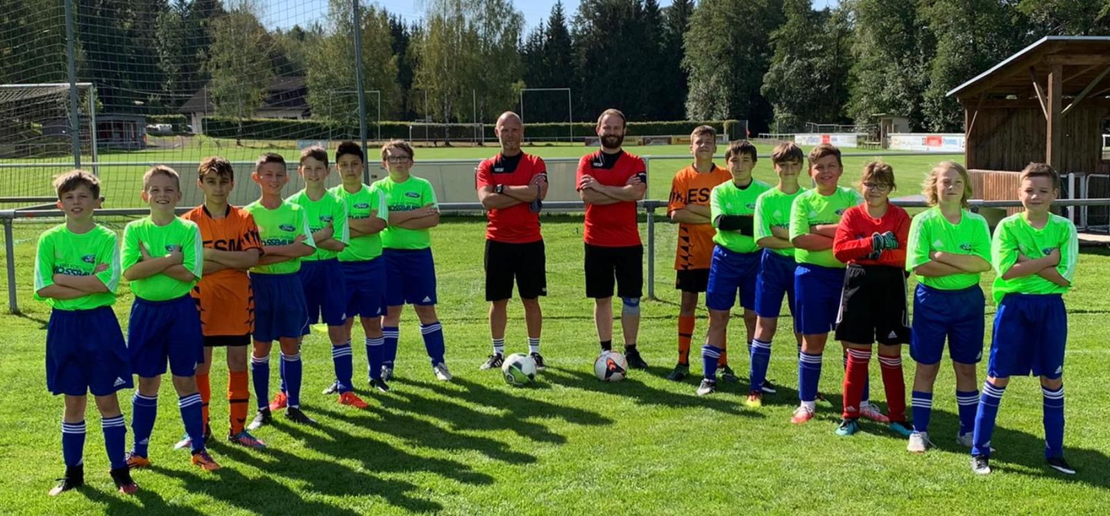 D-Junioren U13 Kreisgruppe 2020/21 - U13 Junioren