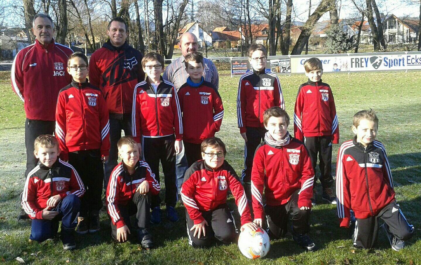 E-Junioren U11 2020/21 - U11 Junioren