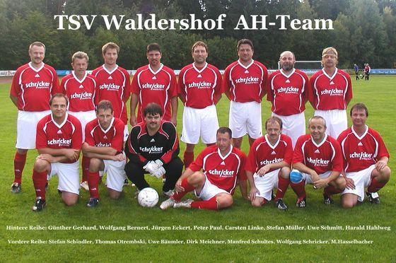 Alten Herren | TSV Waldershof 1906 e.V.