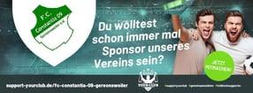 Public Viewing App | FC Constantia 09 Gereonsweiler e.V.