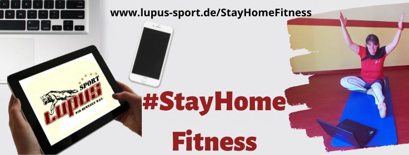 StayHomeFitness | Lupus Sport