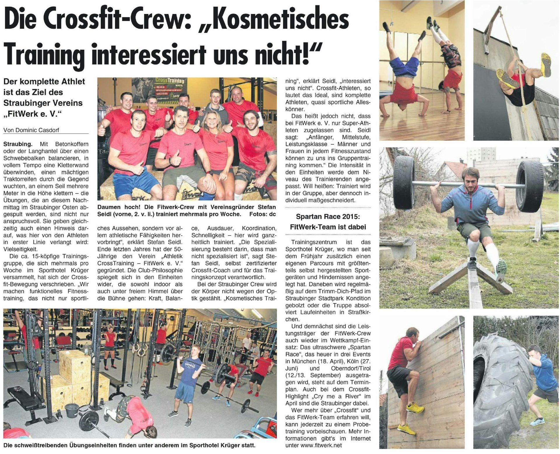 Fitness | Krügerland