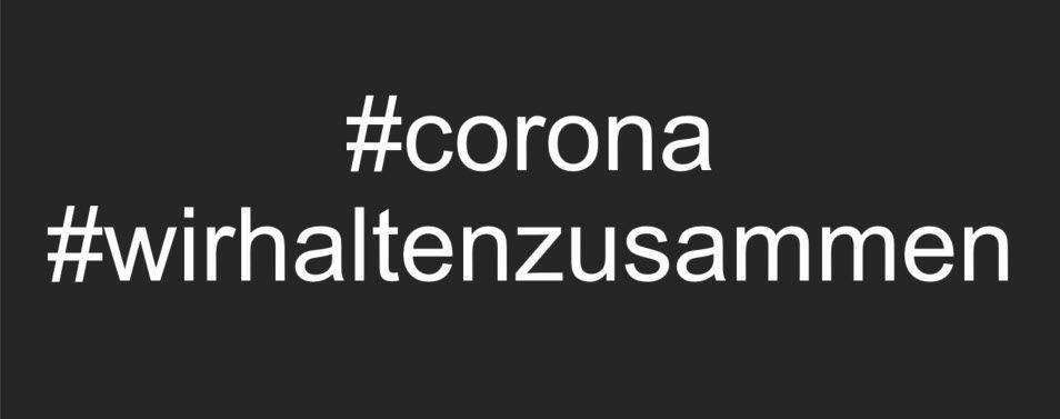Corona Hilfe und Informationen