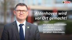 Willkommen! | Ralf Claßen - Ihr Bürgermeister