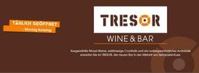 Impressum | Tresor Wine & Bar