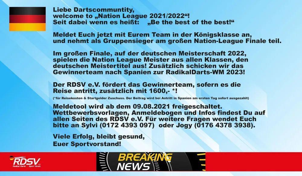 RDSV Nation League - Nation League / Bundesliga