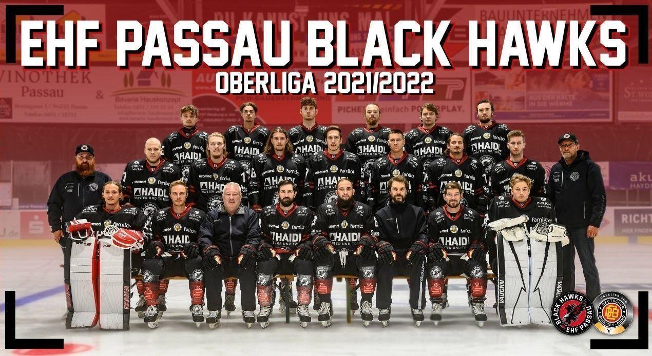 Kader 21/22 | 1. Eishockey Fanclub Passau e. V.
