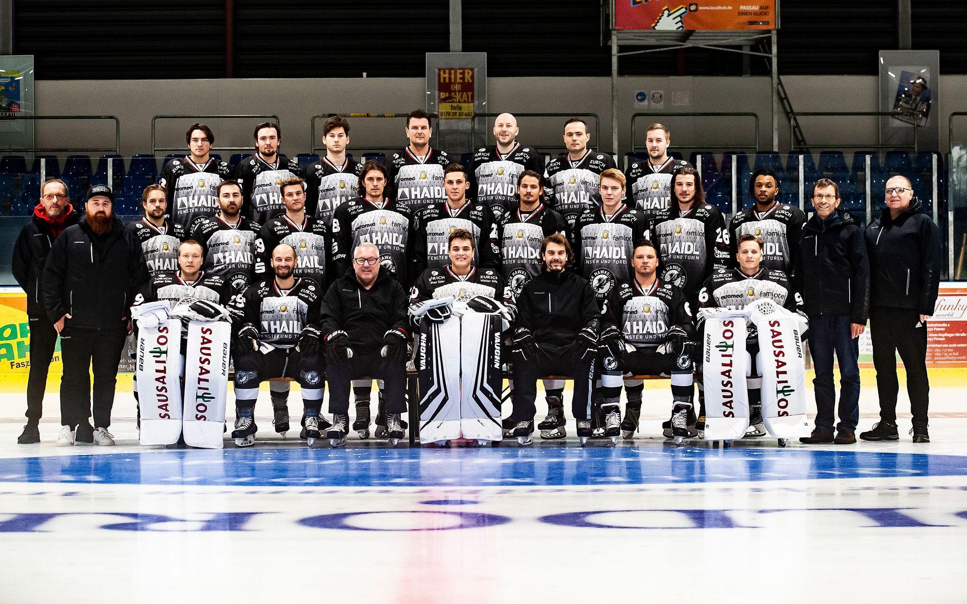 Kader 2020/21   1. Eishockey Fanclub Passau e. V.
