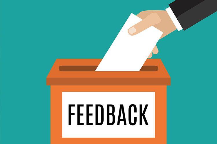 1.EFC App Bewerten - Feedback