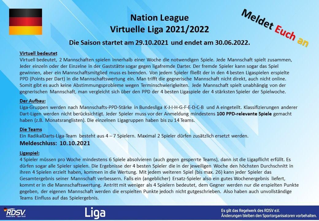 RDSV Nation League - Nations League / Bundesliga