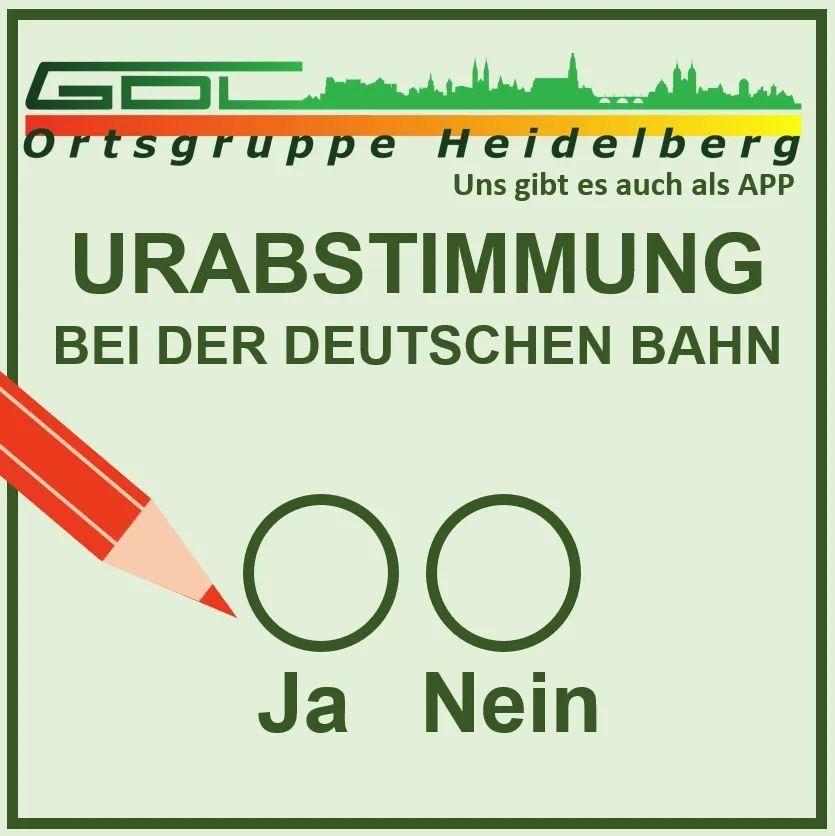 Aktuelle Neuigkeiten   GDL Heidelberg