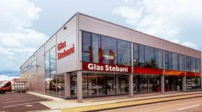 Ganzglasanlagen | Glas Stebani - die Glaserei für das Ruhrgebiet