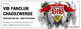 Welcome im Zwergenland! | VfB Fanclub Chaoszwerge