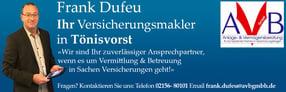 Garten und Landschaftsbau | AVB GmbH Versicherungsmakler in Tönisvorst/Krefeld