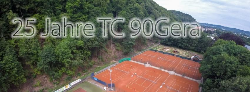 Herzlich Willkommen beim Tennis-Club 90 Gera e.V.