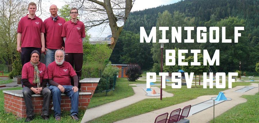 PTSV Hof Minigolf - PTSV Minigolf Hof