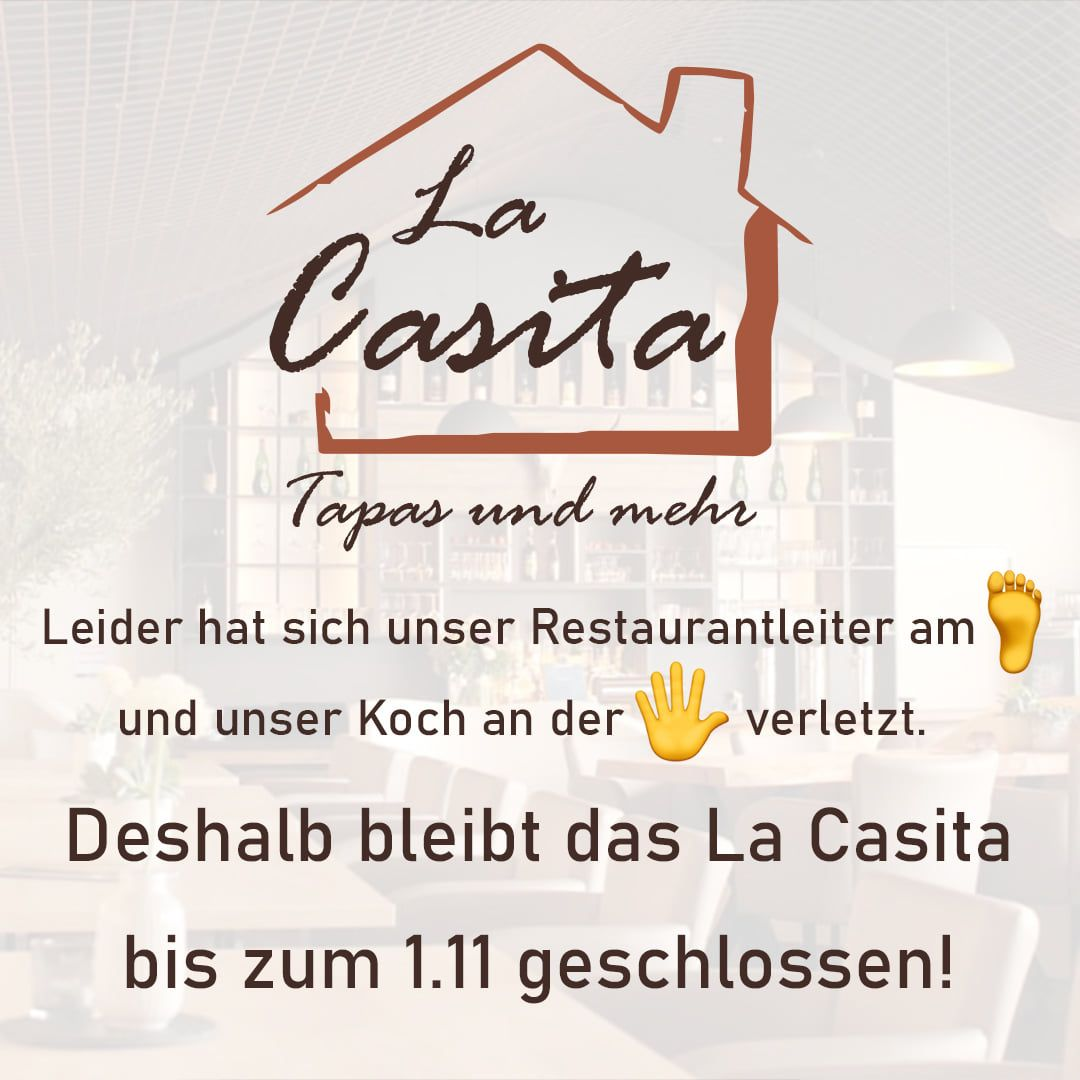 Aktuell   La Casita