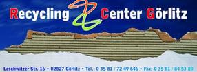 Anmelden | Recycling Center Görlitz