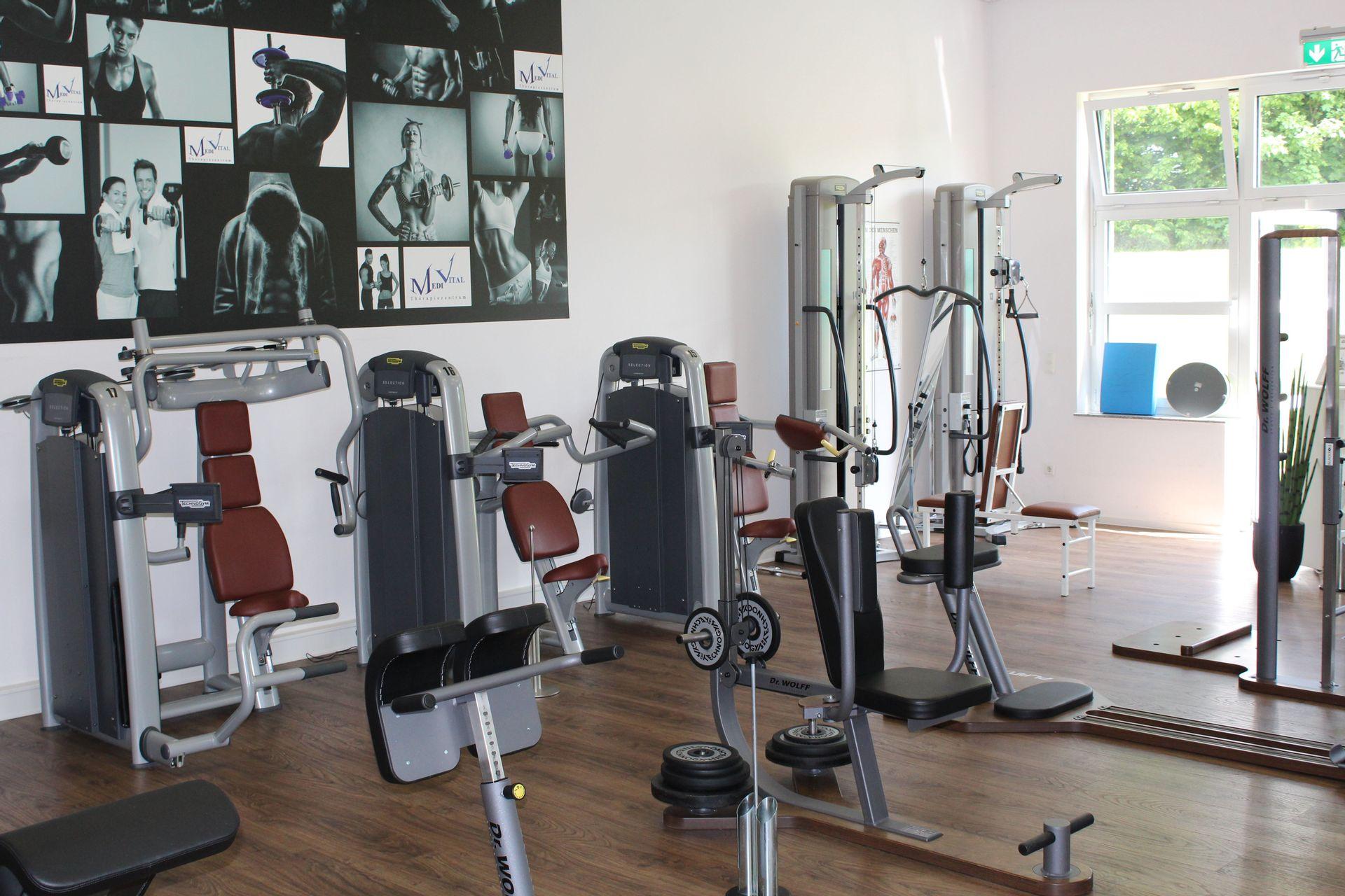 Fitness & Kurse | MediVital Therapiezentrum