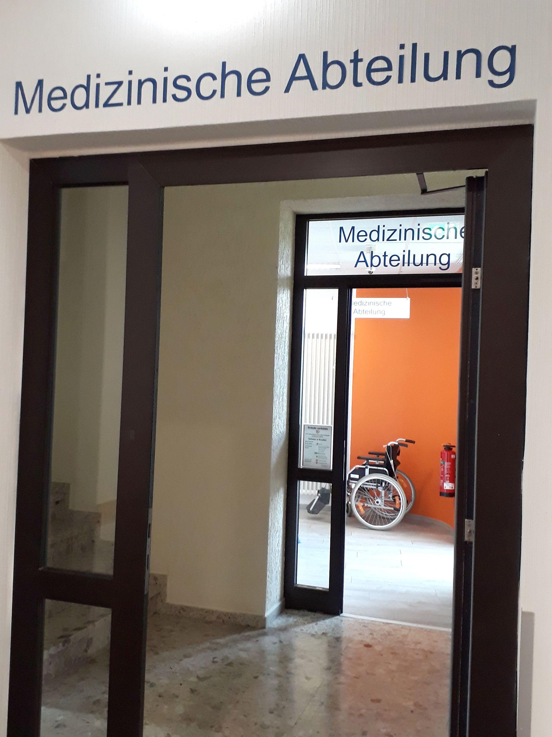 Ärztlicher Dienst | Klinik Solequelle Bad