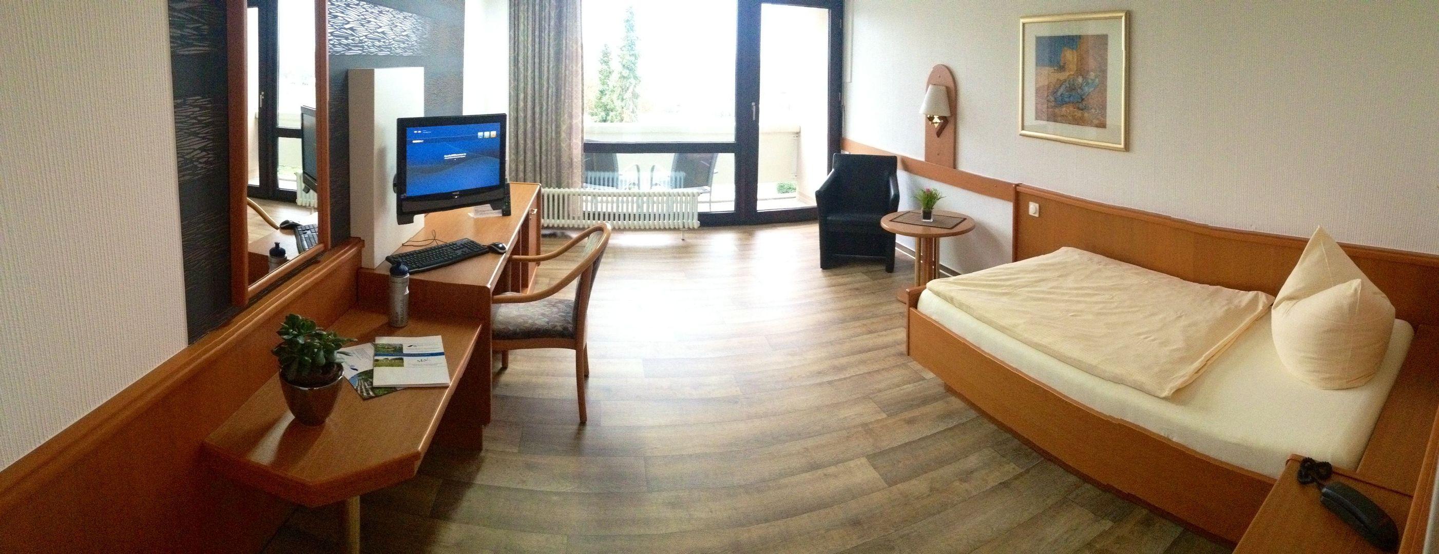 Zimmer | Klinik Solequelle in Bad Westernkotten