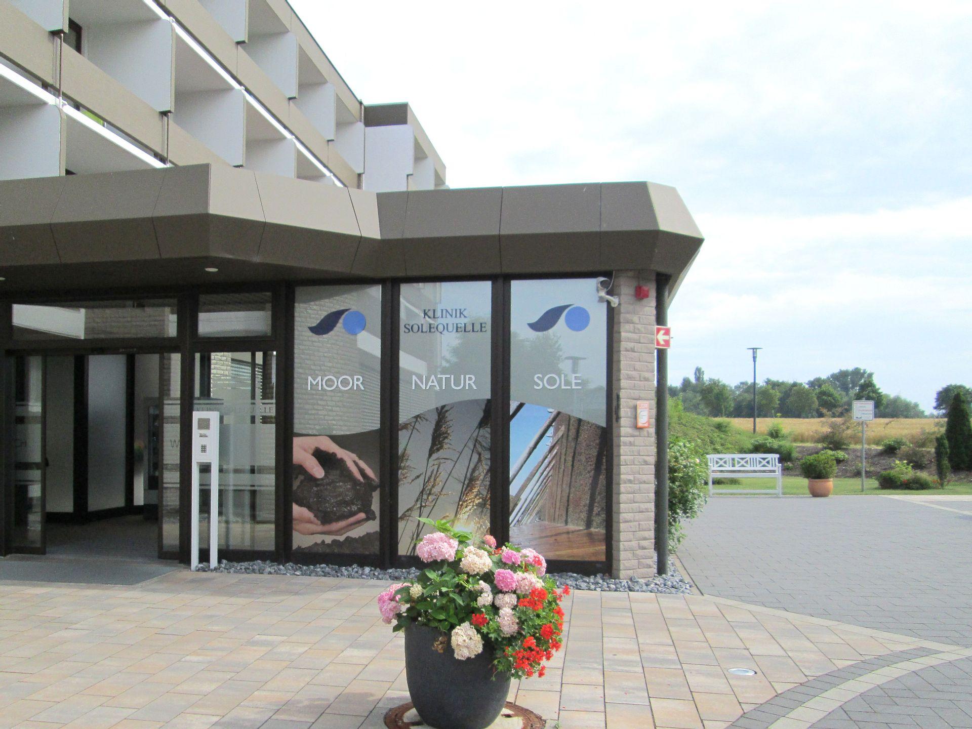 Reha | Klinik Solequelle in Bad Westernkotten