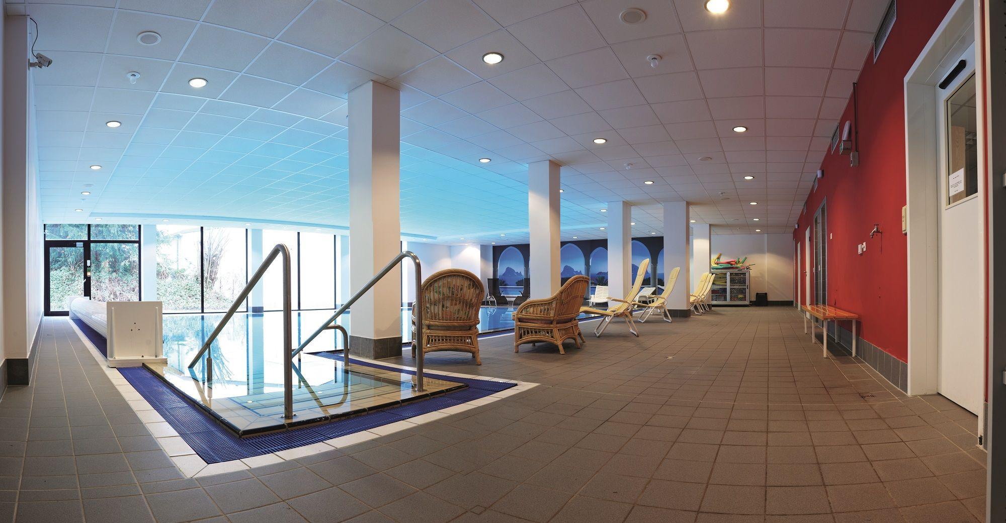 Sole-Thermalschwimmbad | Klinik Solequelle